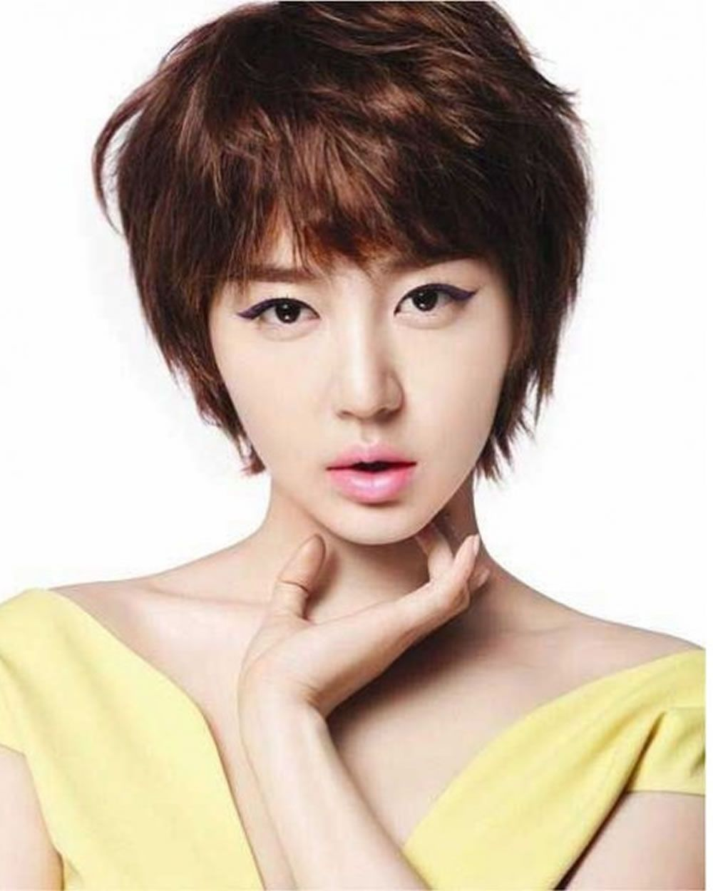 pixie haircuts for asian women   18 best short hairstyle   top