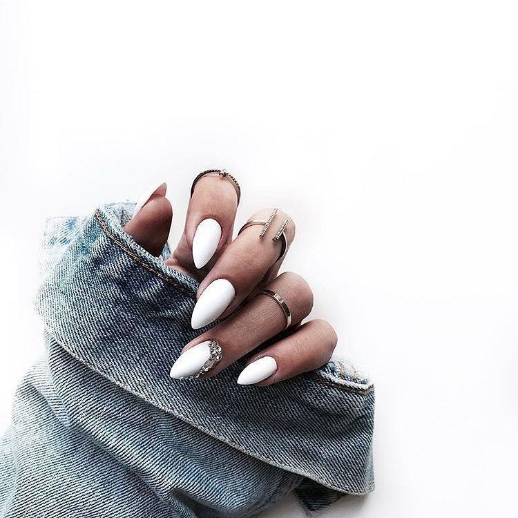 5 224 Mentions J Aime 20 Commentaires Indigo Nails Indigonails Sur Instagram Biel Jeans I Srebr With Images Winter Nails Acrylic Winter Nails Winter Nail Designs