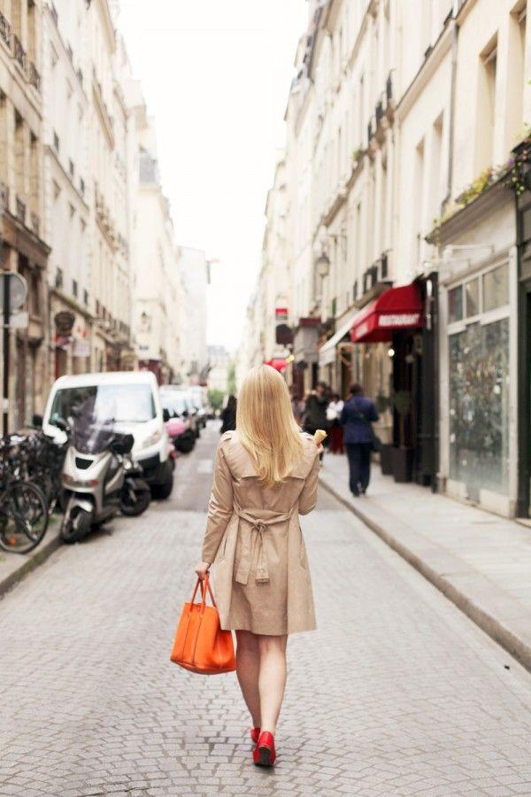 Glitter Girl Carin Olsson Of Paris In Four Months Fashion