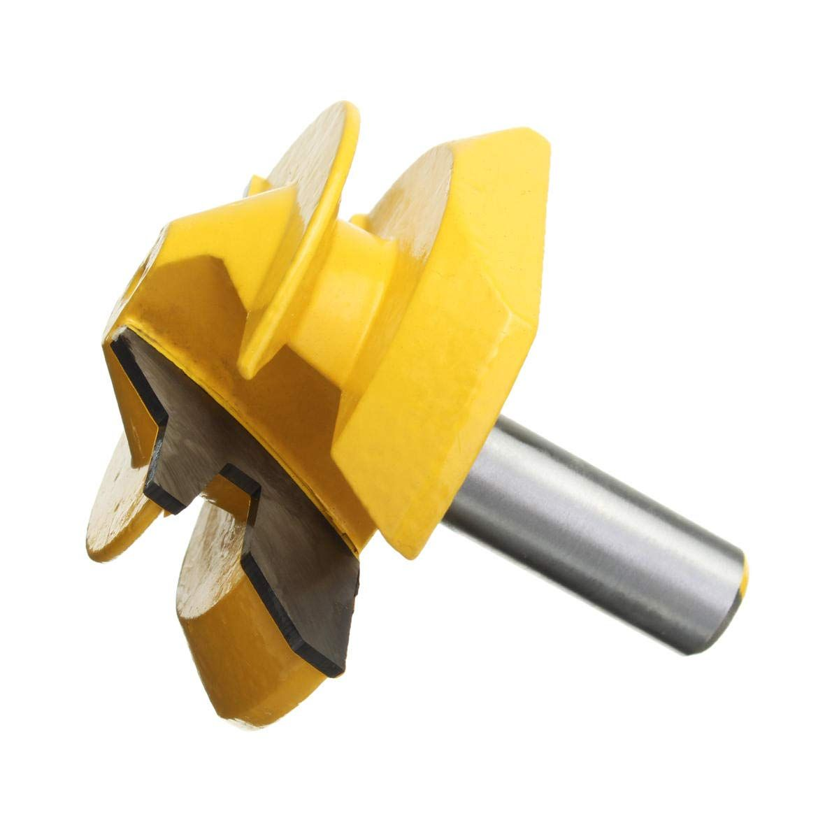 1/2 Inch Shank 45 Lock Miter Router Bit Woodworking Cutter Drill ...