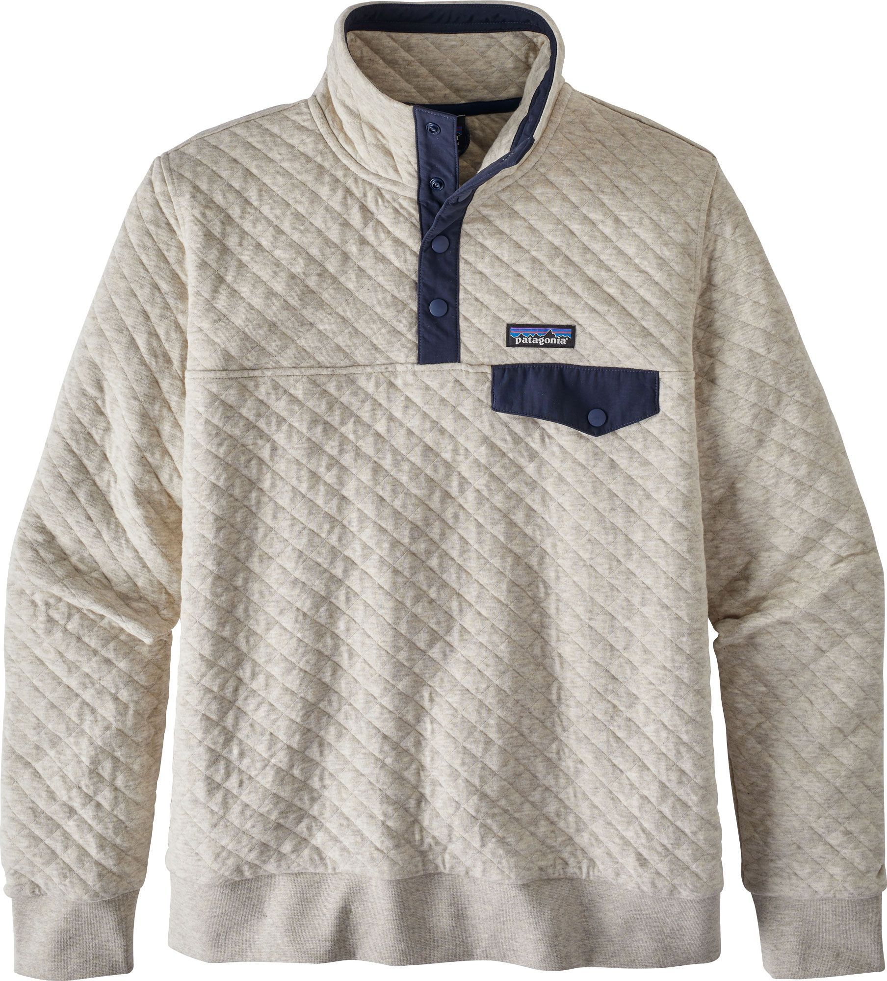 Patagonia Women S Cotton Quilt Snap T Pullover Size Xs