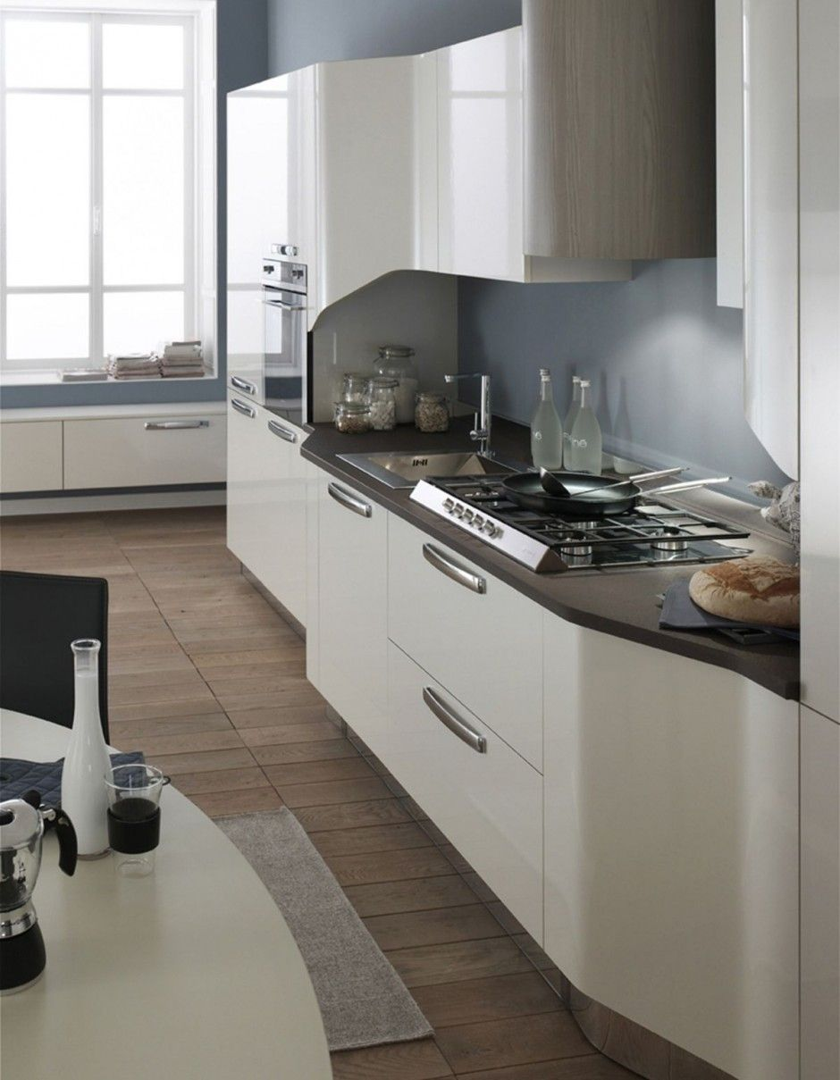 Beautiful MILLY Kitchen from Stosa Cucine | Desain, Rumah ...