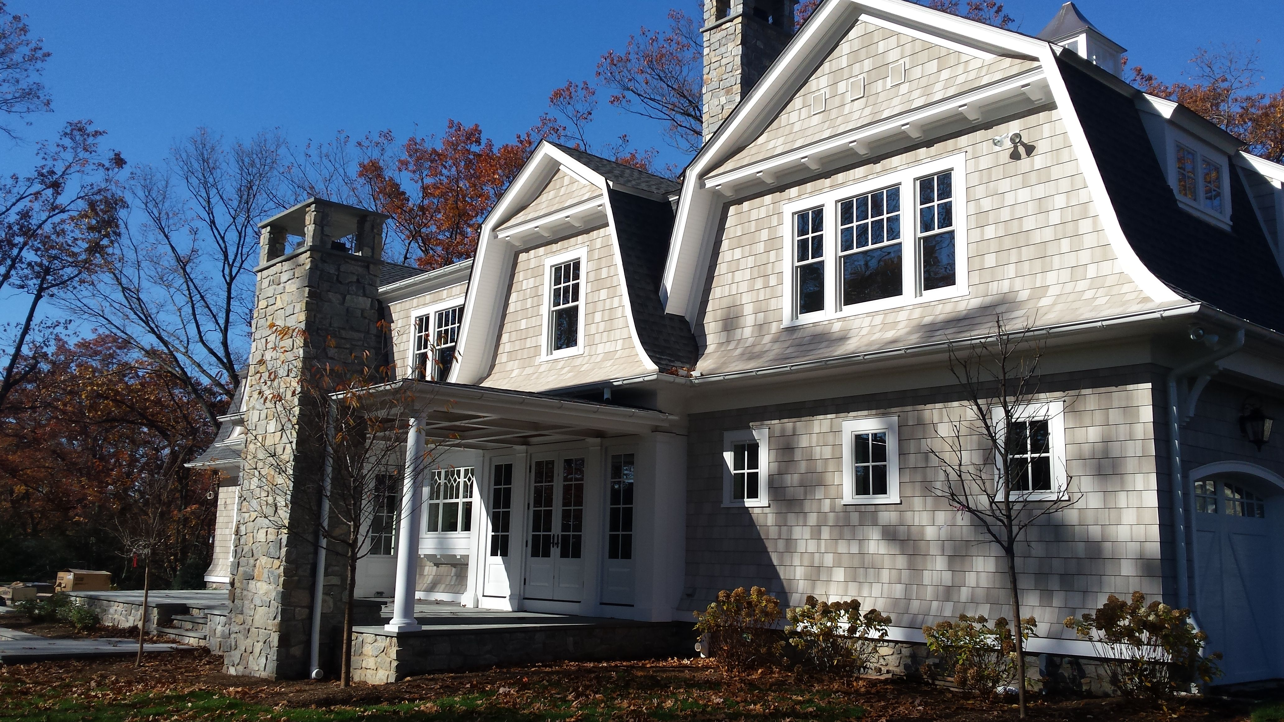 James Hardie Nucedar Dealer And Installer Creo Construction Chester Nj House Styles Shingle Style Construction Services