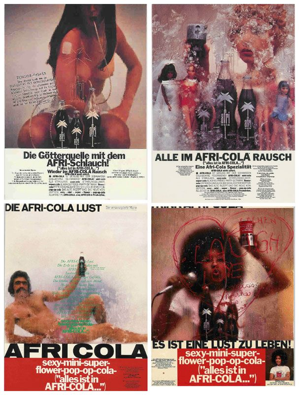 Afri Cola Afri Cola Kindheit