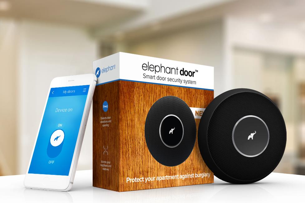 Door alarm 1. Elephant Door smart super alarm. Perfect