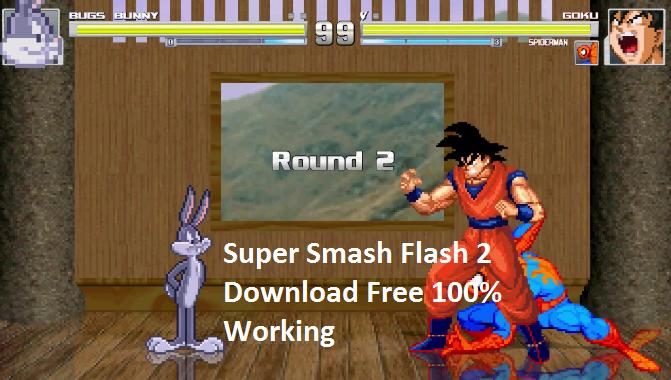 super smash flash 2 full download pc