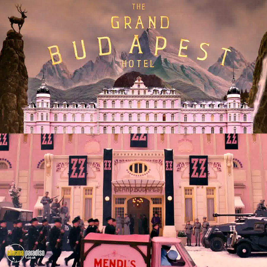 "Best Rental of the Week: ""The Grand Budapest Hotel"""