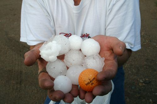 Are you relatively new to the Calgary area? If so, read our blog to see how you can protect your vehicle from hail damage: http://goo.gl/CgqVNi