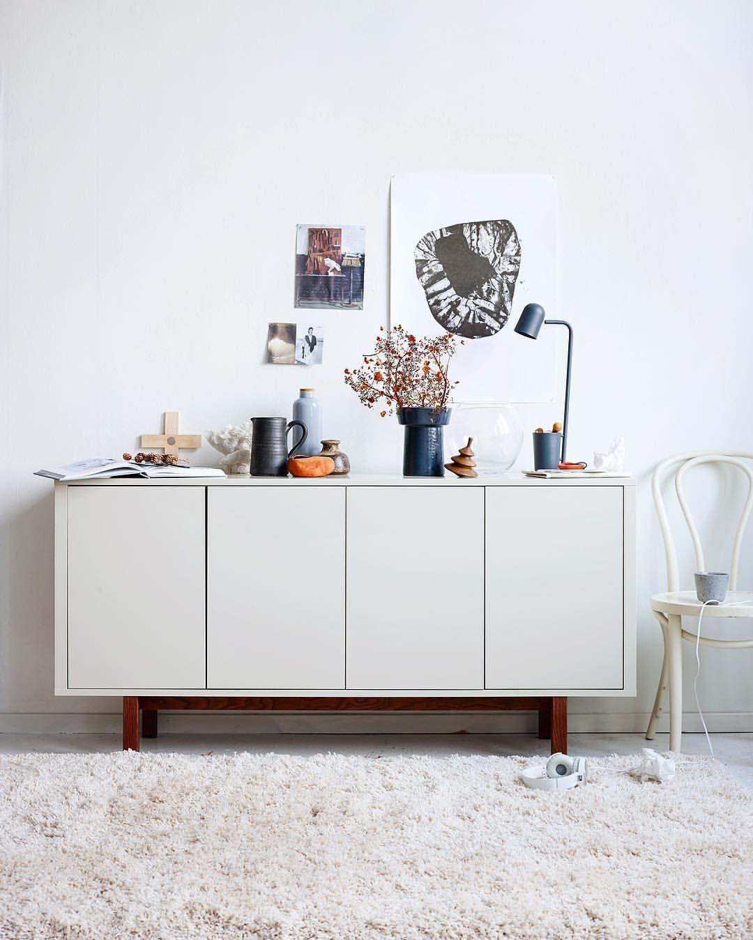 Ikea Swedish Furniture In Bangkok: Ikea 'Stockholm' Sideboard