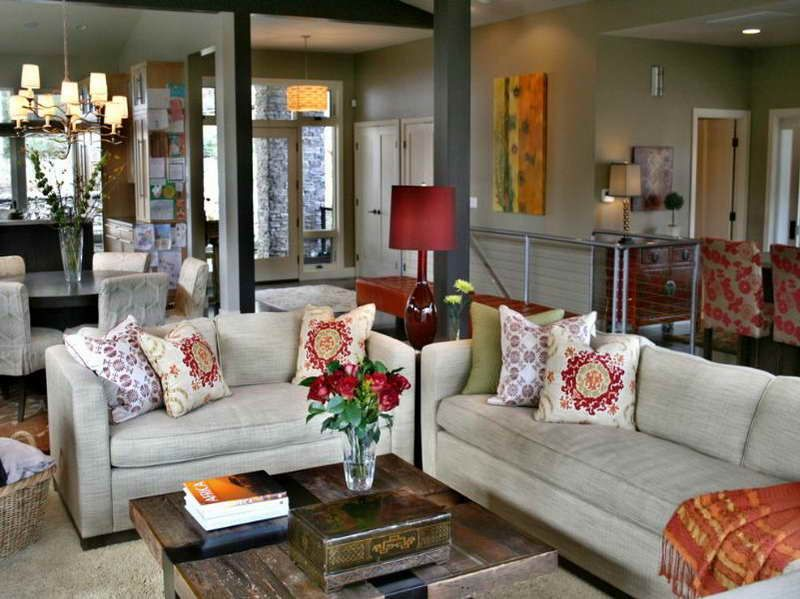 Tips on Designing Country Living Room with minimalist design ...