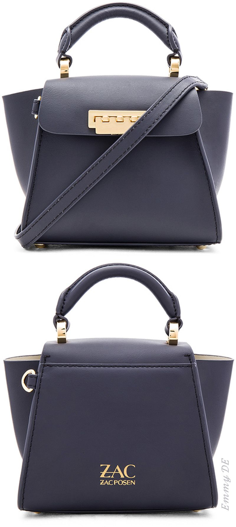 Emmy DE * ZAC ZAC POSEN Eartha Iconic Top Handle Mini Bag