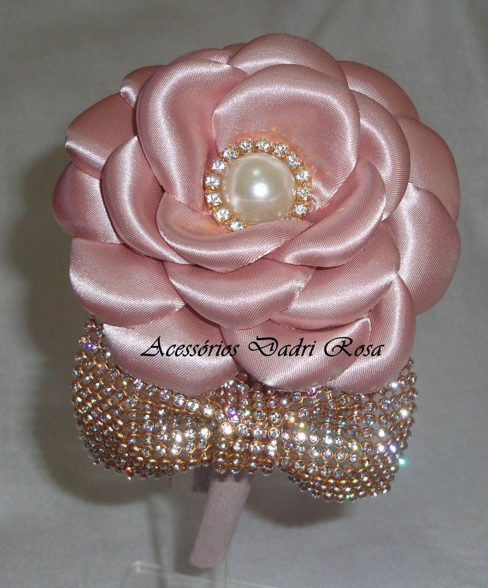 a7abc29c17 Tiaras De Luxo Rose