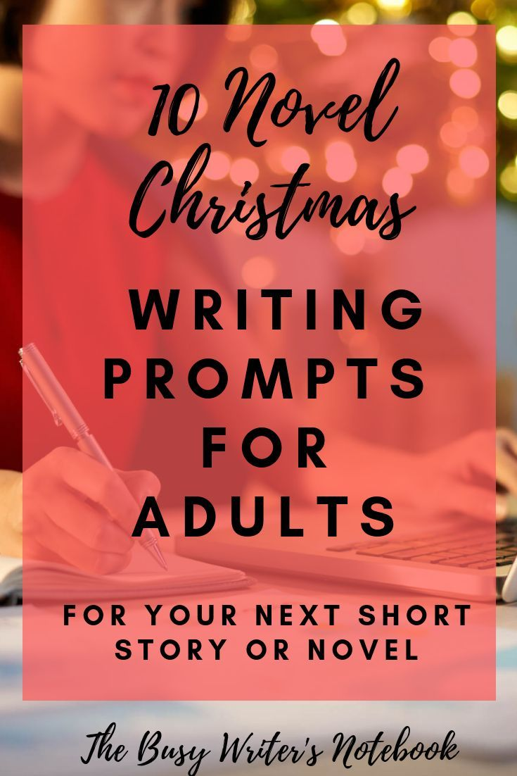 10 Christmas Writing Prompts For Adults This Merry Season -   18 tulisan holiday Tumblr ideas