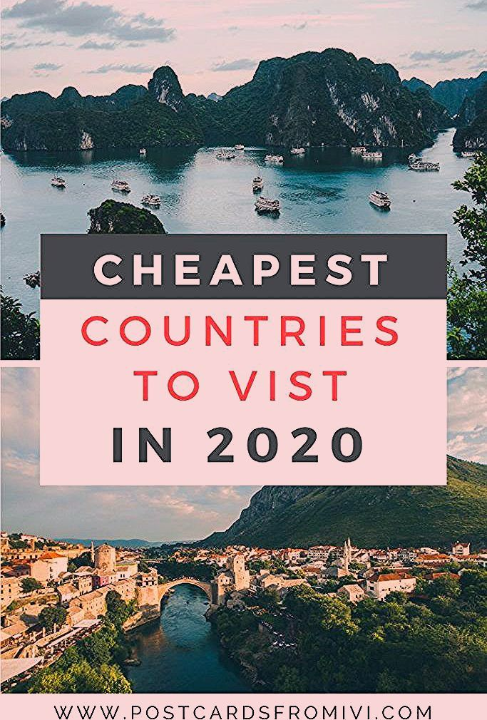 Photo of Cheapest countries to visit
