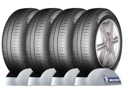 Conjunto de 4 Pneus Michelin 17570 R13 82T Aro 13