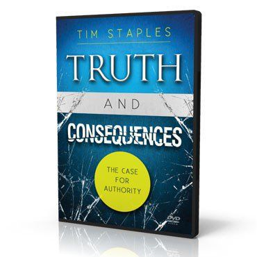 Dvd truth and consequences tim staples catholic pinterest dvd truth and consequences tim staples malvernweather Images