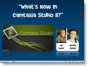 Camtasia Studio Online