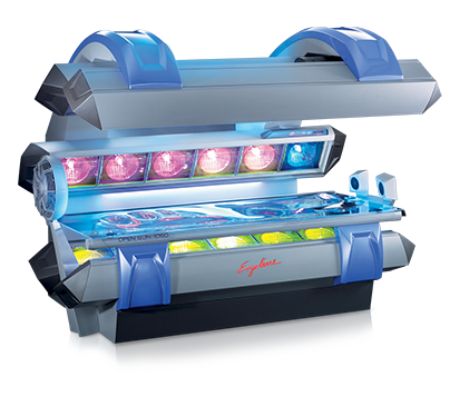 Instant Tan Sunbeds High pressure tanning bed, Instant tan