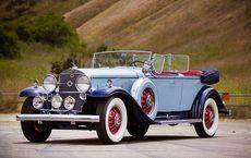 1931 Cadillac V12 Sport Phaeton