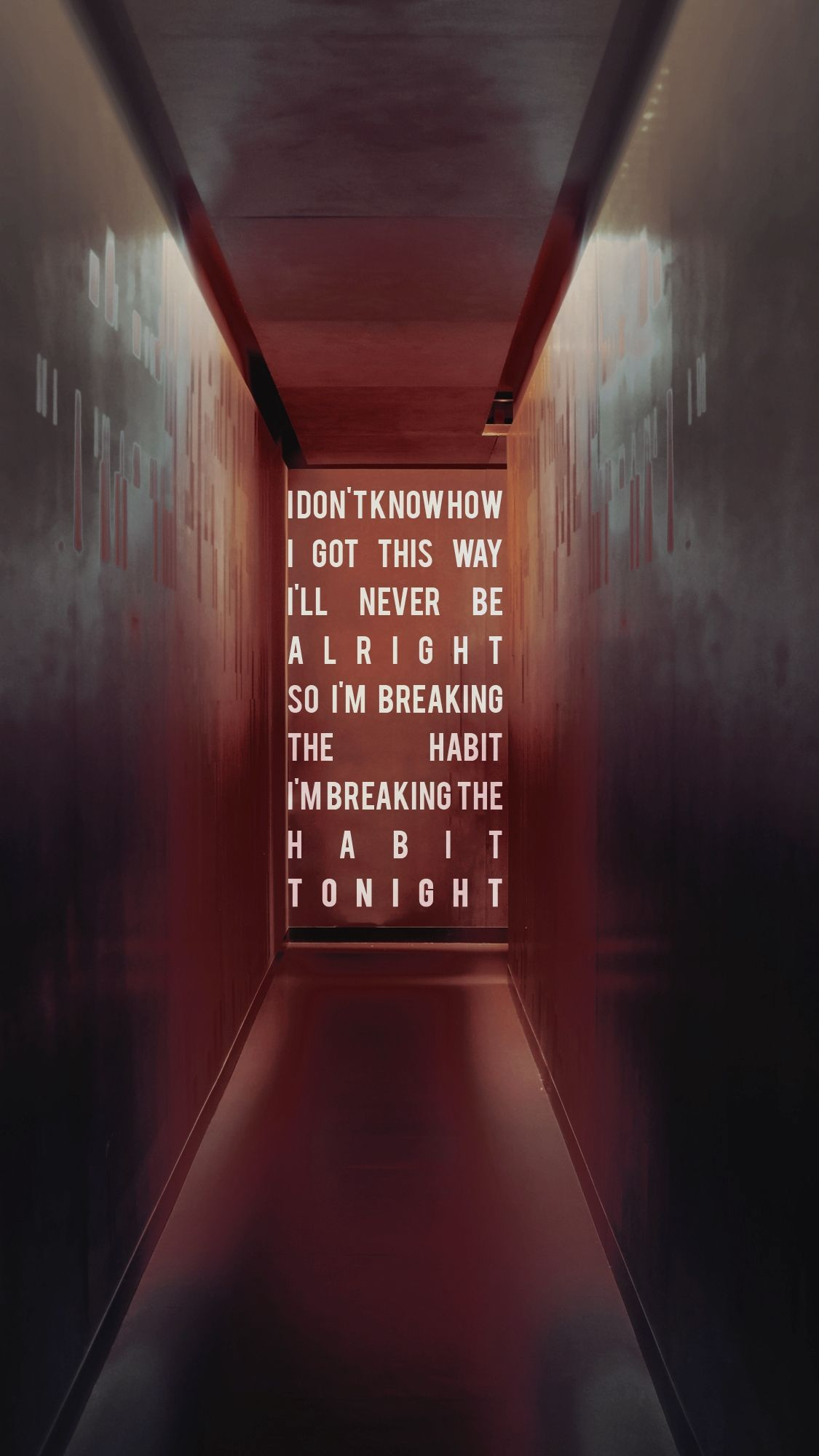 My Lockscreens - Linkin Park | wallpapers in 2019 | Park quotes