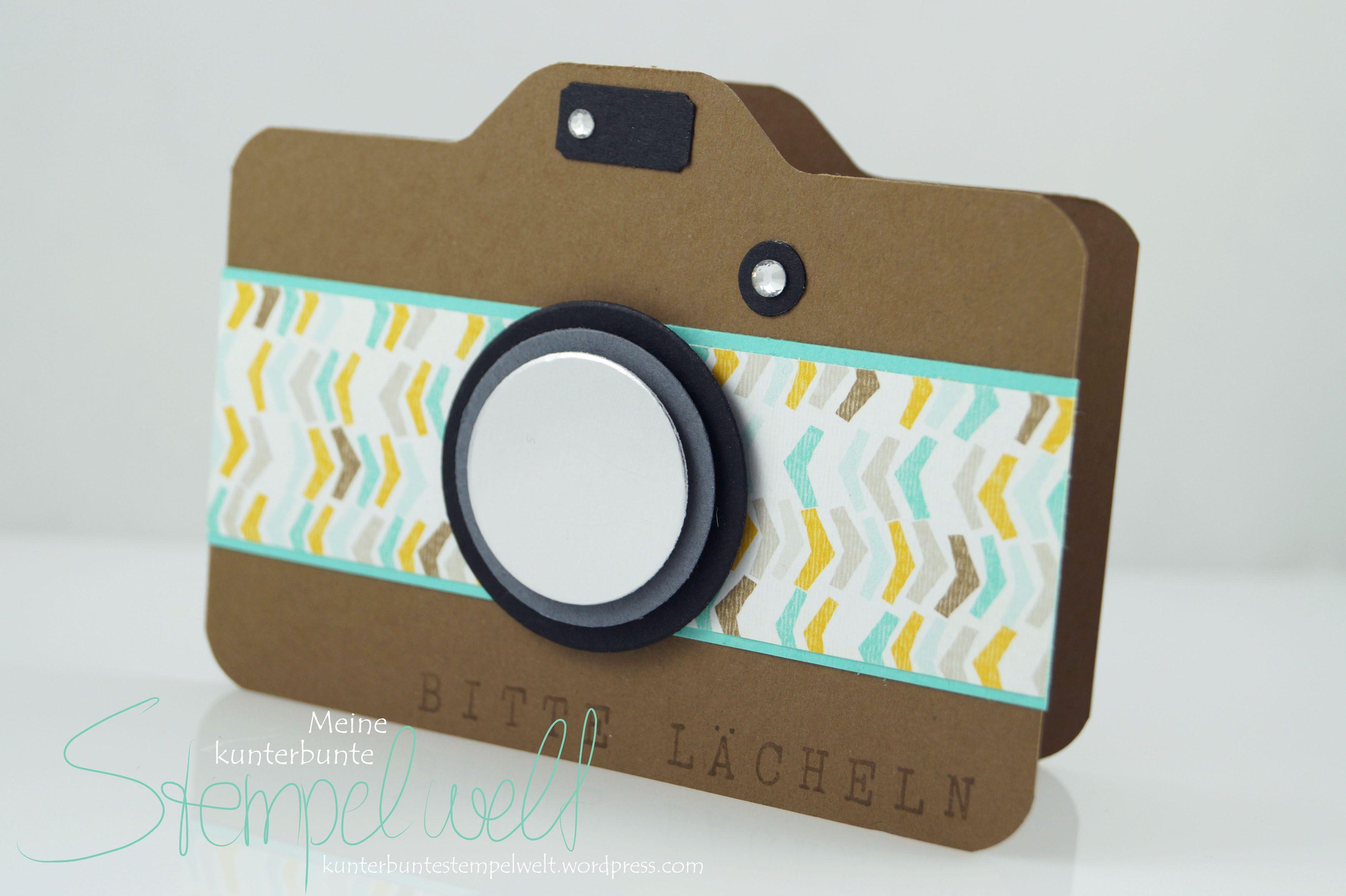 Stampin´ Up!_Camera Card_Minialbum_Alphabet ...