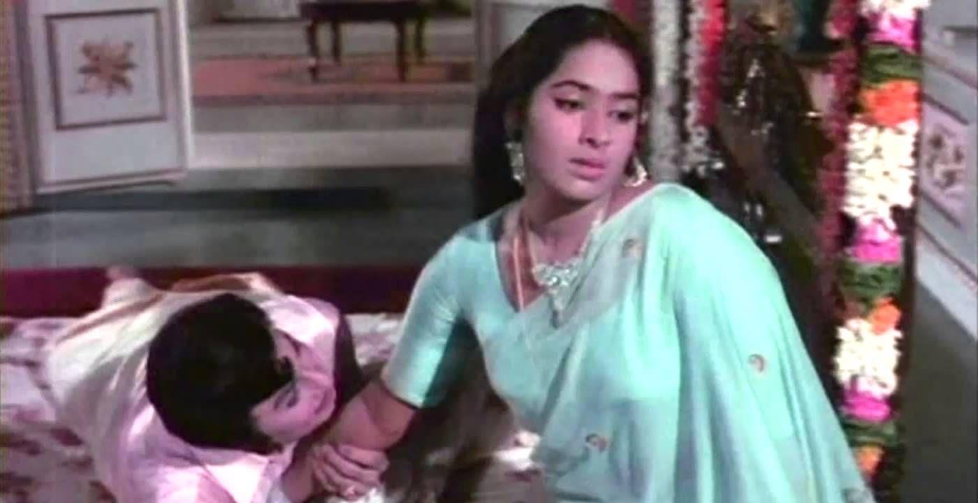 Nalla Neram 1972  First Night Scene  Tamil Romantic -6258