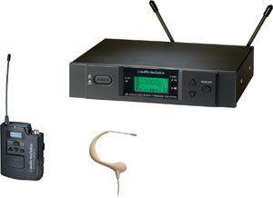 Audio-Technica ATW-3193BC-TH 3000 Series Wireless Headworn Microphone System  http://www.instrumentssale.com/audio-technica-atw-3193bc-th-3000-series-wireless-headworn-microphone-system/