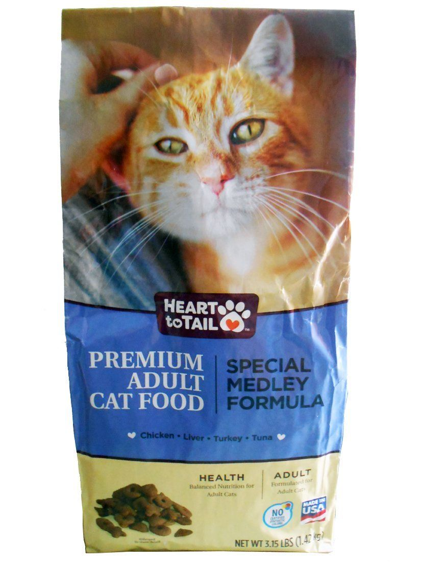 Heart To Tail Premium Cat Food