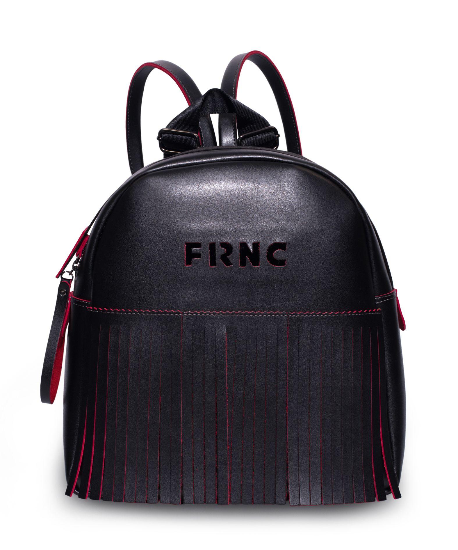 FRNC medium backpack Bordeaux | Bags, Medium backpack