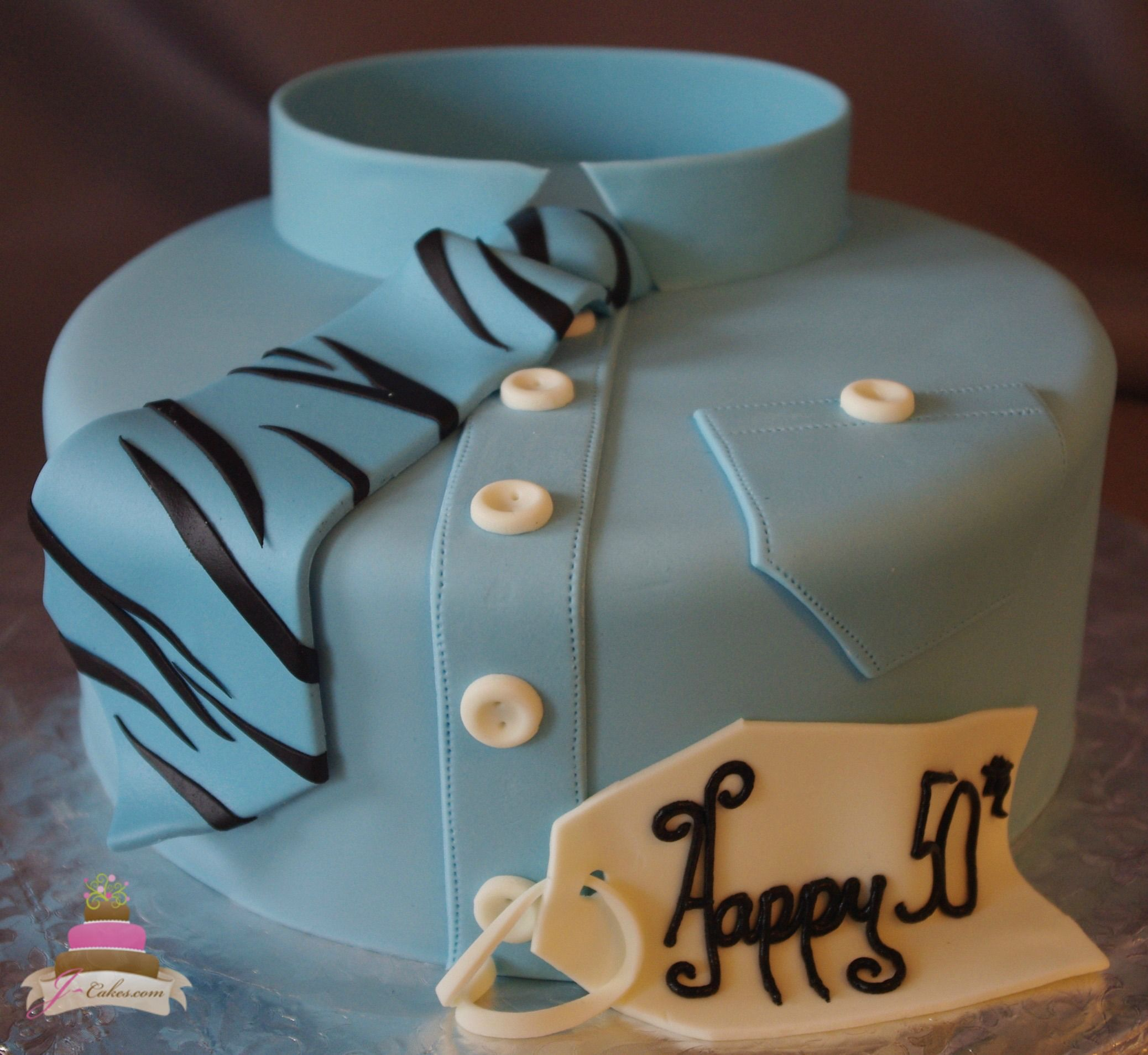 Shirt And Tie Birthday Cake Birthday Cakes Pinterest - Male cakes birthdays