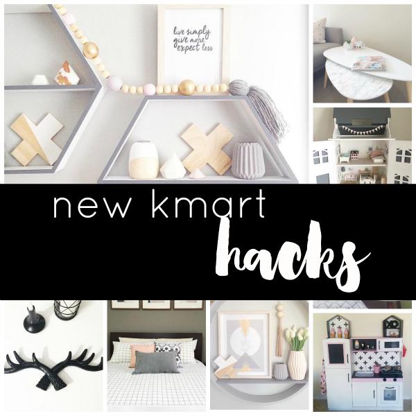 Kmart Hack | Our Urban Box | Kmart divine decor | Pinterest | Ikea ...
