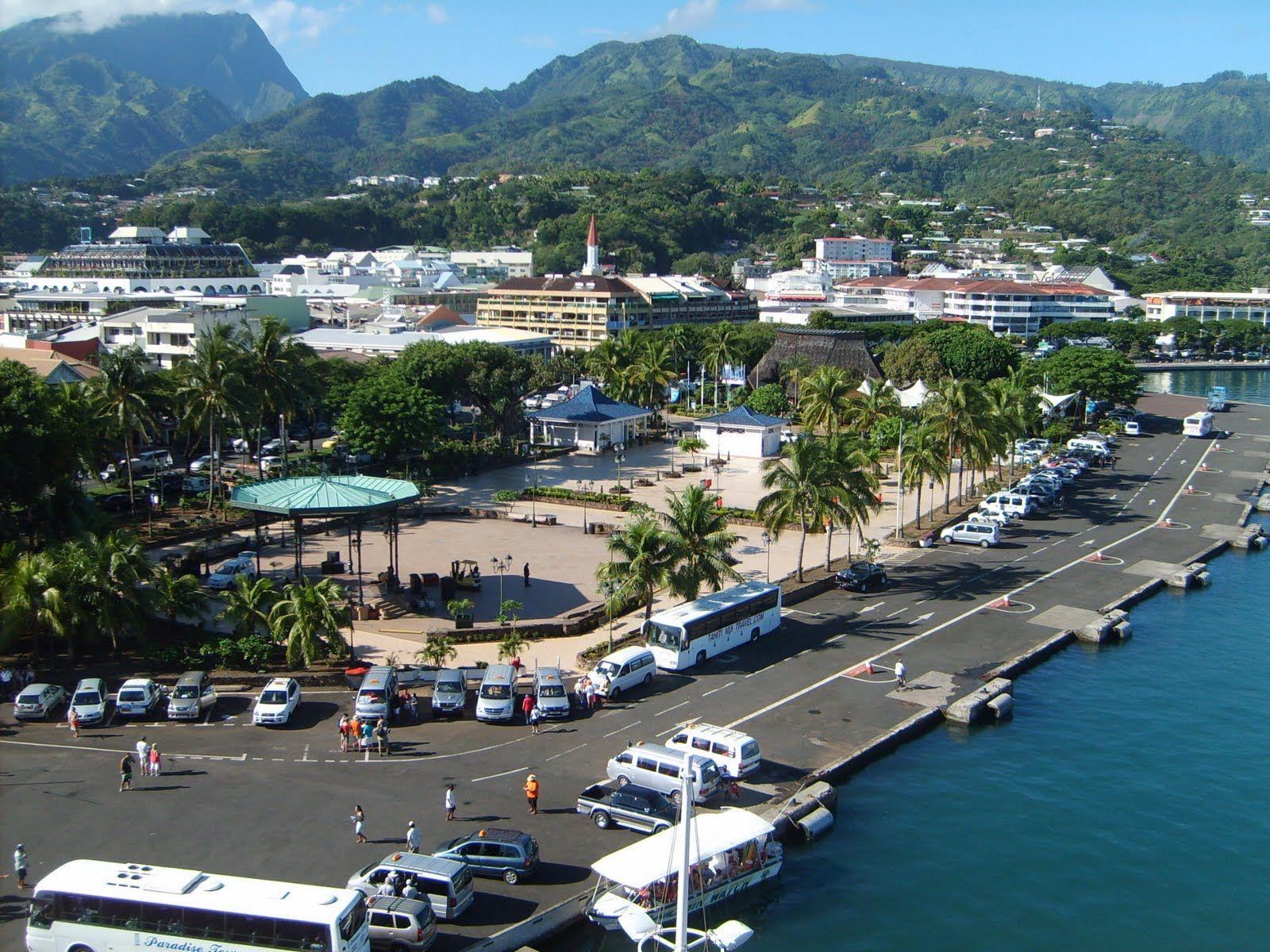 Tahiti Ocean City