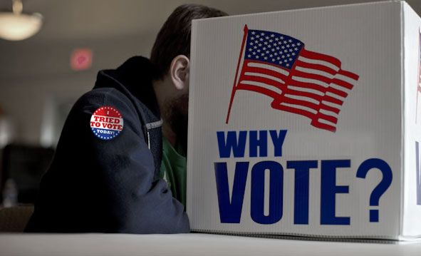 Election Fraud: Where Did 12 Million California Voters Go?