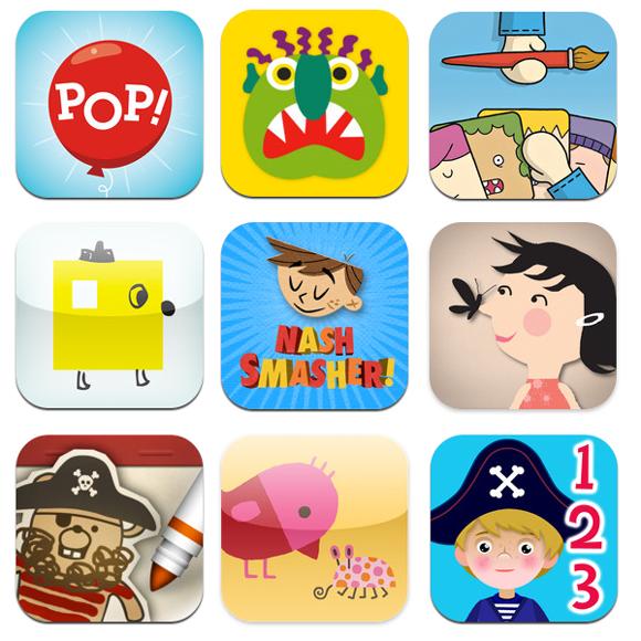 Ipad Kids, Kids App, Kids App