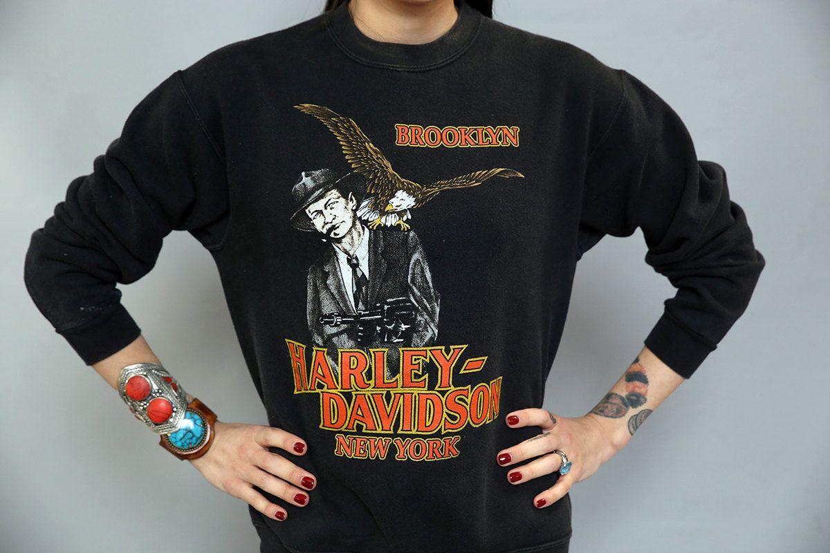 HARLEY DAVIDSON RARE  V ROD SHIRT  SWEATSHIRT NEW XL