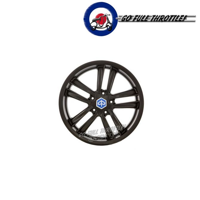 Pair of Piaggio MP3 Yourban LT Sport Front Rims/Wheels 3