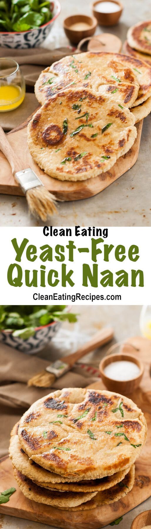 Quick and Easy Einkorn and Spelt Naan | Recipe | Food ...