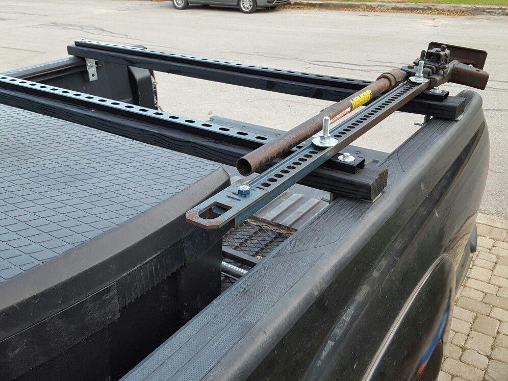 Pin de Mark Allen en DIY truck bed rack Oroch