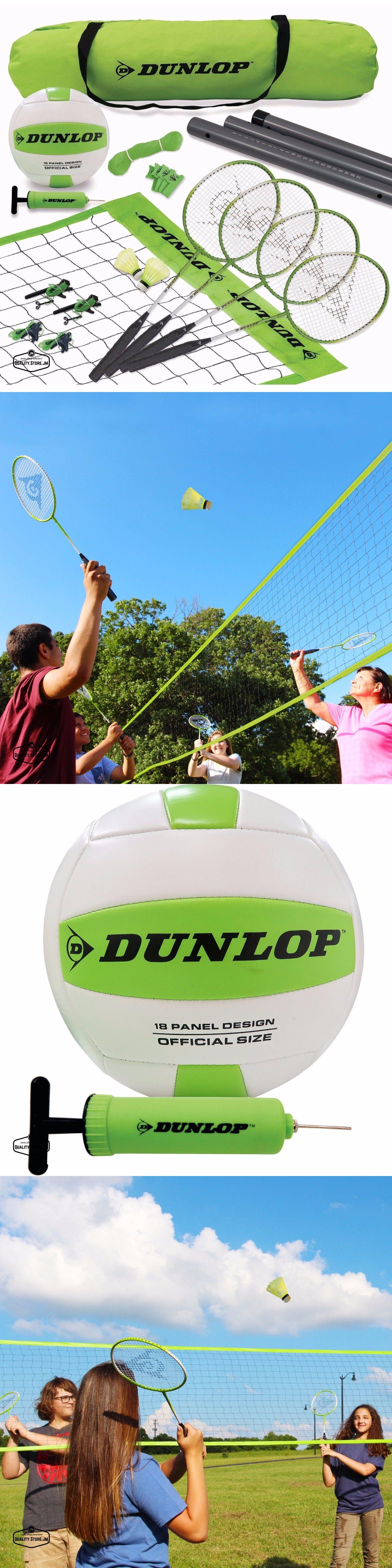 other backyard games 159081 volleyball set badminton bag ball