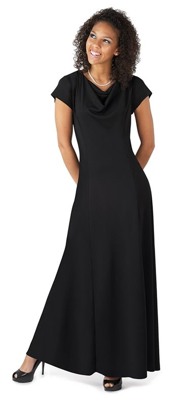 Pippa Concert Dress Black Formals Concert Dresses