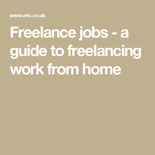 lance jobs a guide to lancing work from home homework   lance jobs a guide to lancing work from home