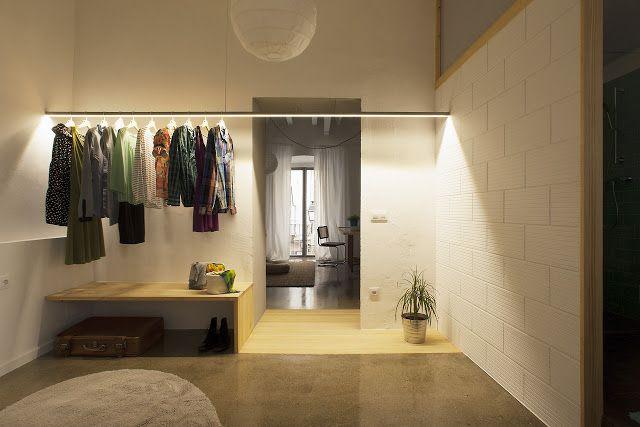 西班牙的排屋老公寓,Nook Architects將兩間合併成漂亮的Twin House!
