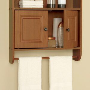 Bathroom Wall Cabinet With Towel Bar Throughout Sizing 2100 X 3641 Earlier Cabinets Or Medicine Were T