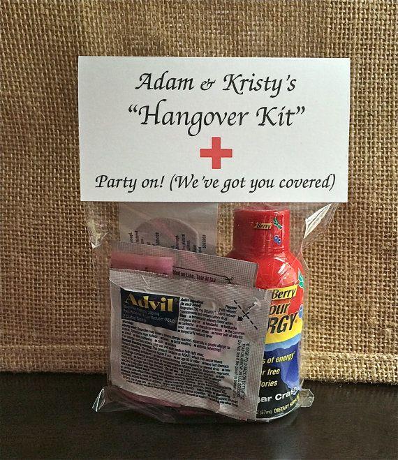Hangover Kit Bag Toppers Hangover Kit Wedding Hangover Kit Etsy In 2020 Hangover Kit Wedding Hangover Hangover Kit Wedding