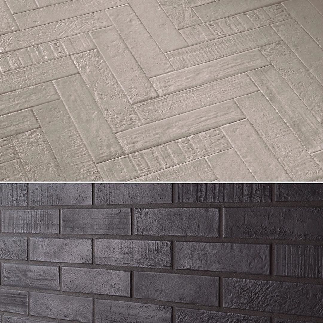 Tile flooring for kitchen  Look whats new to the Adelaide showroom these lovely bricks are