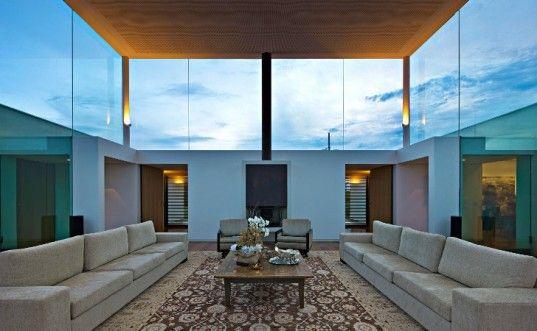 Gustavo Penna Lincoln Residence Nova Lima Brazilian Architects