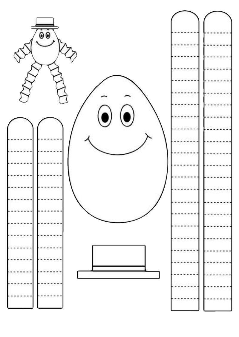 Wycinanki Na Wielkanoc Gry I Zabawy Swiateczne Wielkanoc Wycinanki Symbols Easter Letters