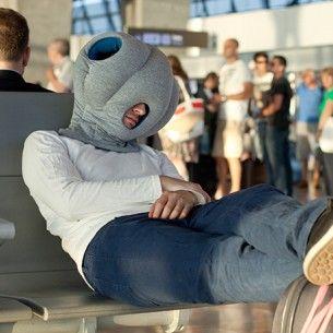 Ostrich Kissen Blau Pillows Bolster Pillow Style