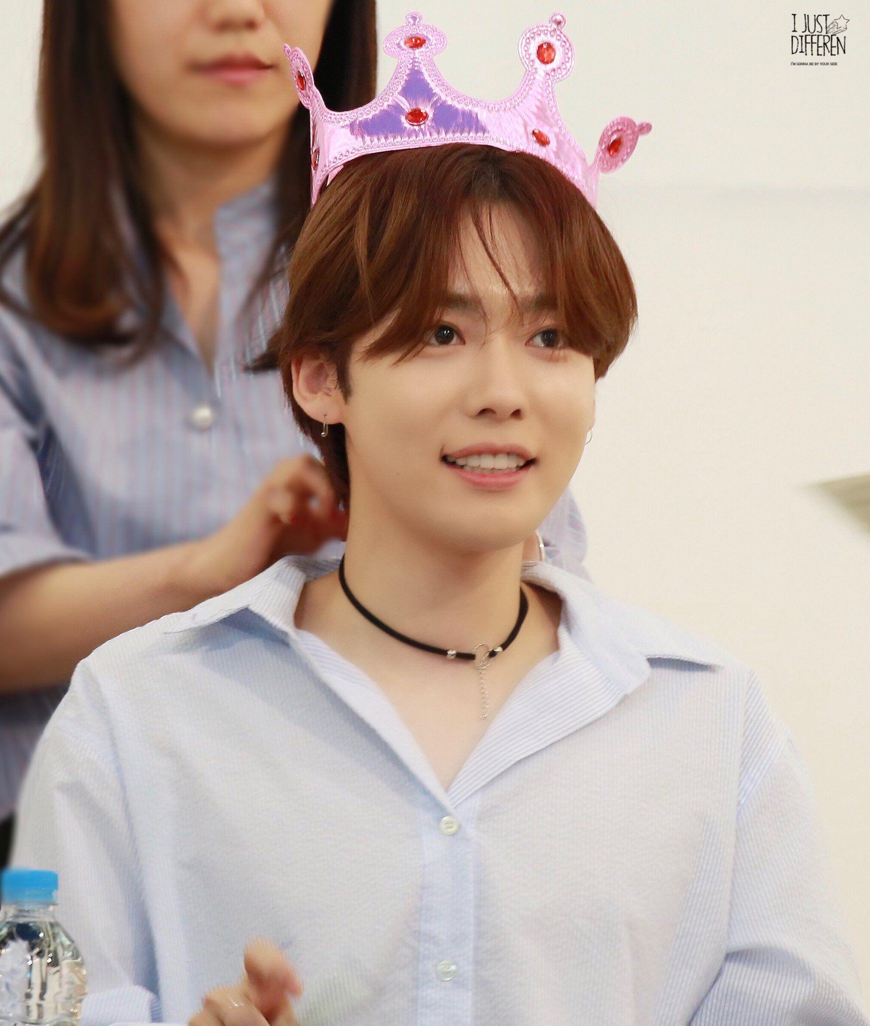 IJustDifferent on Winner jinwoo