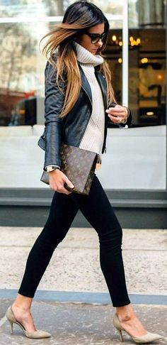 50 High-Toned Work Outfits to Wear This Winter